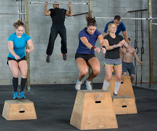 Crossfit Flooring Flooring For Crossfit Gyms Amp Workouts