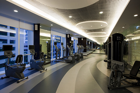 Franchise Fitness Center Flooring Products Sports Floors