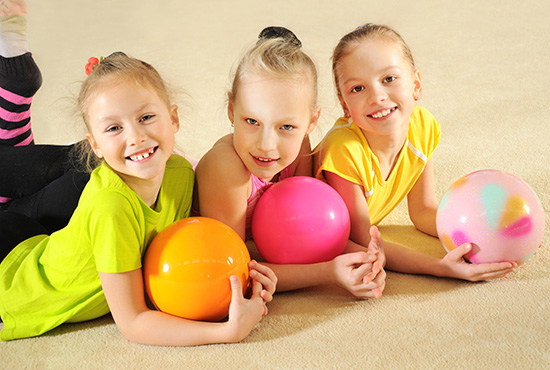 Kids Gyms and Play Areas