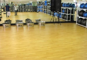 Aerobic Room Floors Aerobics Room Flooring Systems For
