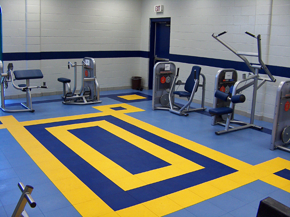 Modular Gym Floor Modular Gymnasium Flooring For