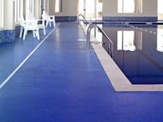 Pool Flooring Wet Area Swimming Pool Floors For Fitness Centers - Wet area flooring options