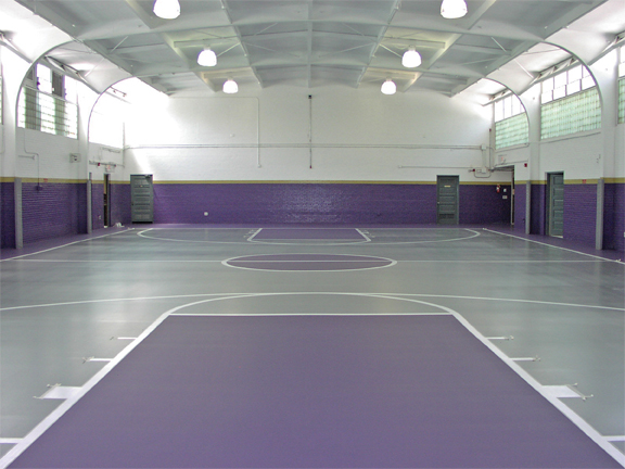 Floors For Multipurpose Rooms Multiactivity Sports Areas