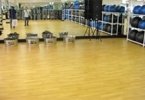 Aerobic Room Floors Aerobics Room Flooring Systems For